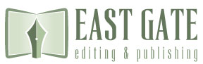 East Gate Editing Logo
